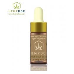 CBD Tincture Edible Olive Oil Based