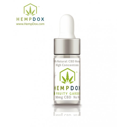 CBD Vape Oil Fruity Garden